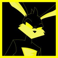 Ace Bunny by Loonatics-Rising
