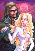 cloak and dagger by KseniaSh