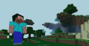 Minecraft by ThePhotoWithHope