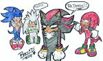 Shadow impersonators... by Mysterious-D