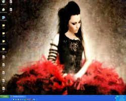 Amy Lee I by JunieNicole