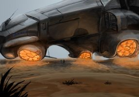 MSS IV Dropship by contravere