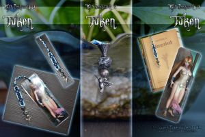 TAKEN - Bookmark Damnation by Andecaya