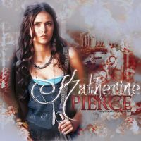 Katherine Pierce _ Nina Dobrev by Lady-Karalinka