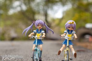 Beginner cyclist by nutcase23