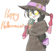 .:Happy Halloween 2012:. by Cherryberrybonbon
