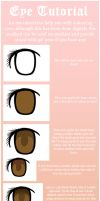 Anime Eye Colouring Tutorial by Chiichanny
