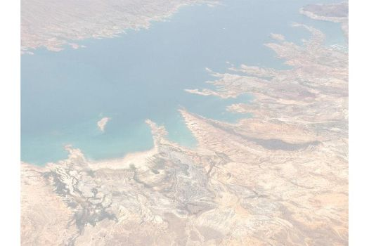 desert from above by isantana1021