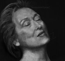 Meryl Streep- The Iron Lady by shosansharma