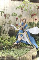 Goddess Belldandy by jaRoukaSama