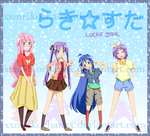 Lucky Star by xXMeikoChanXx