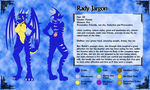 Rady Ref Sheet by Dragon-Rage2