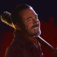 Negan Final by stutte