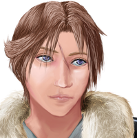Squall by lane-nee-chan