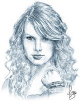 Taylor Swift by Action-Hank