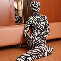 hot zentai lady by daliabo
