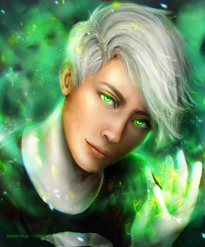 Danny Phantom by Suixere