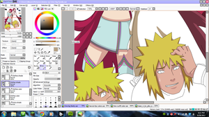 Preview Naruto Oc by Zeldabloom101