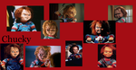 Chucky Wallpaper by Freddylover13
