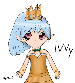 ivvy on mene by girlbot9