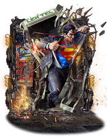 SupermanPhonebooth by SGTROCK117