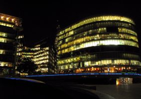 Nightly More London Riverside by Smaragd01