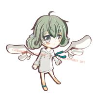 Request: Saoirse by ChibiPaper