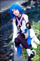 Aqua - Kingdom Hearts BBS by winged--icarus