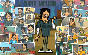 :+:Total Drama Pix Wallpaper-Chris Mclean:+: by QuickDrawDynoPhooey