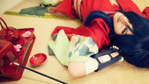 DMMD Koujaku III by sharuruka
