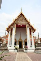 Thai temple stock 4 by Random-Acts-Stock