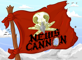 News Cannon by Splapp-me-do