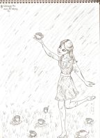 Catching the Rain by Kariselle
