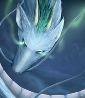 Haku by LittleGlacie
