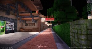 Aurora City Project [Minecraft] [06] by NickPolyarush