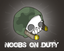 Noobs On Duty Wallpaper v1 by MrM4tty