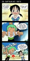 06 - Meet Zoro by JaredofArt