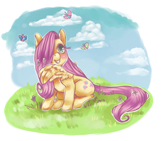 Flutterby by dynamite-factory
