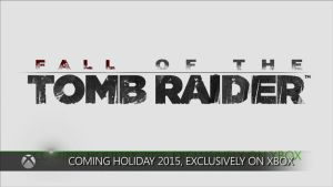 EIDOS COME BACK OR TOMB RAIDER WILL FALL by RumpleTR