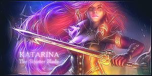 Katarina signature by Melodiq