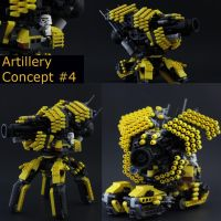 Artillery concept #4 by Deadpool7100