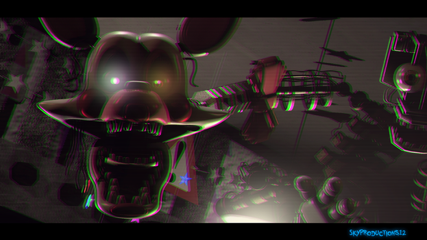 [SFM FNAF] Mangled by SkyProductions12