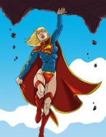 DSC_Supergirl by danitoons