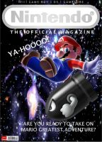 ONM mock cover by Mario64Luigi