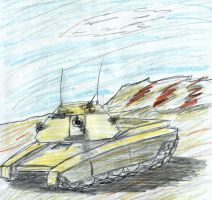 I Brought the TANK by madmick2299