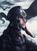 Fingon, High King of the Noldor by 89ravenclaw