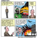 Norman Finkelstein says by Latuff2