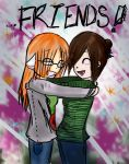 FRRRRIEEEENDZ Collab by Suukko