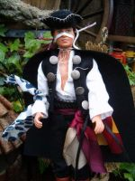 Adam Ant close by JanuaryGuest