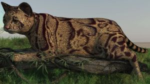 Lepard by fractal2cry